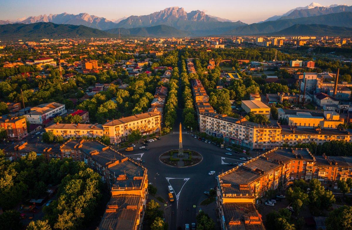 В Северной Осетии разработают мастер-план развития Владикавказа