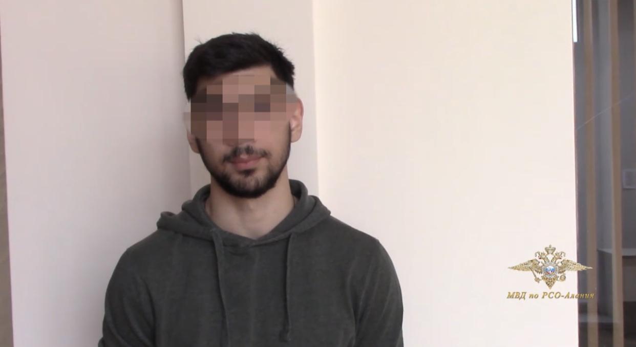 Вандал-«ключник» из Владикавказа предстанет перед судом