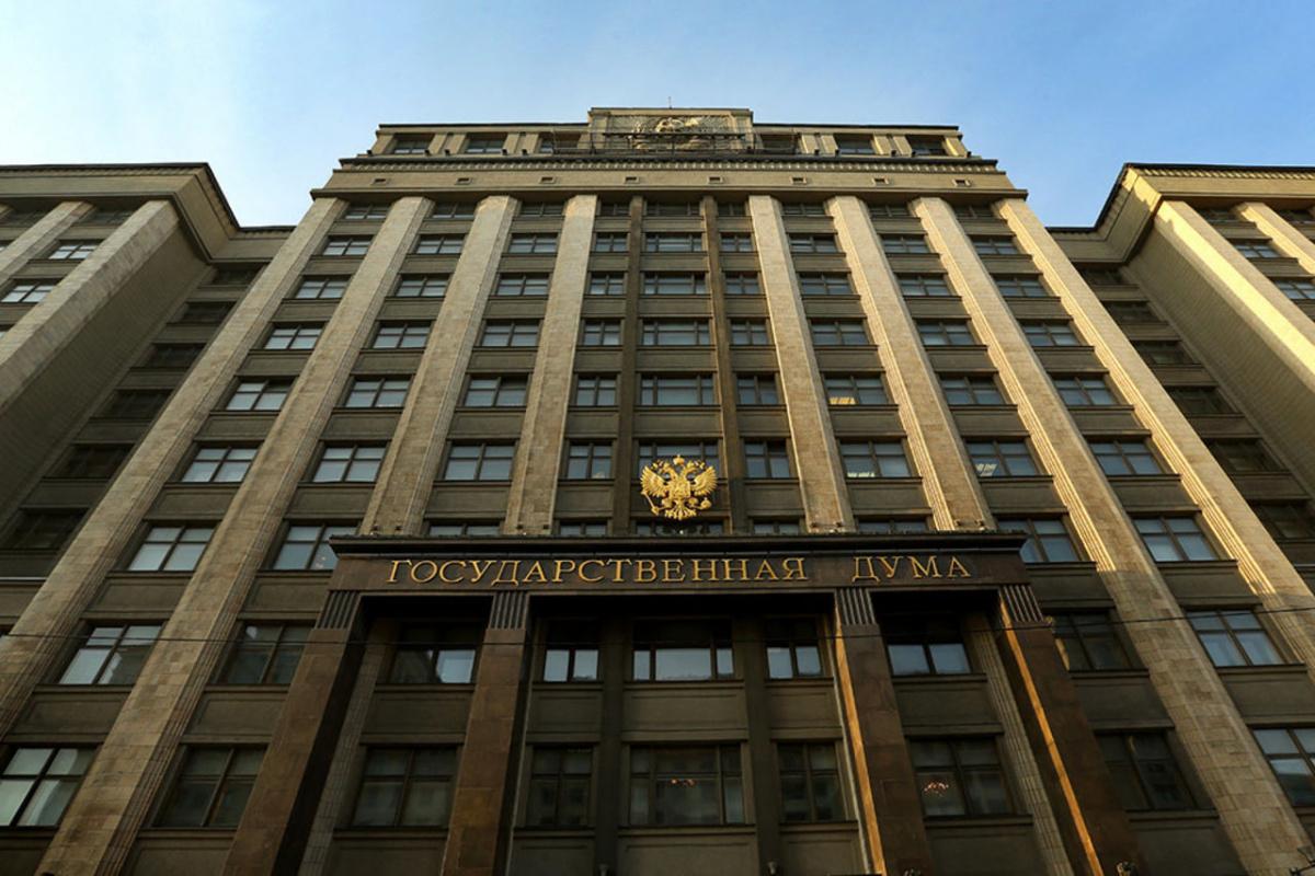 В Госдуме оценили идею добавить новую графу в российские паспорта