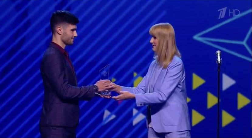 Алан Джагаев стал победителем Всероссийского конкурса «Лучший выпускник-2021»