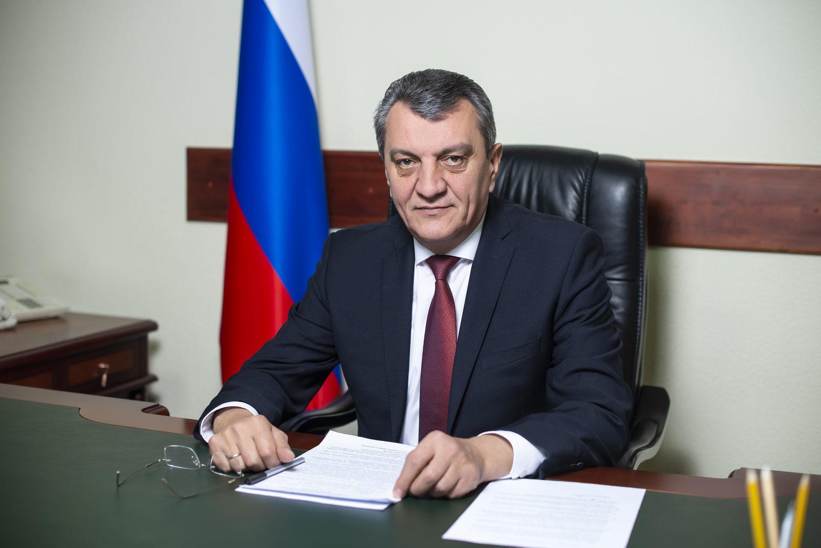Сергей Меняйло поздравил жителей Северной Осетии с Днем Хетага