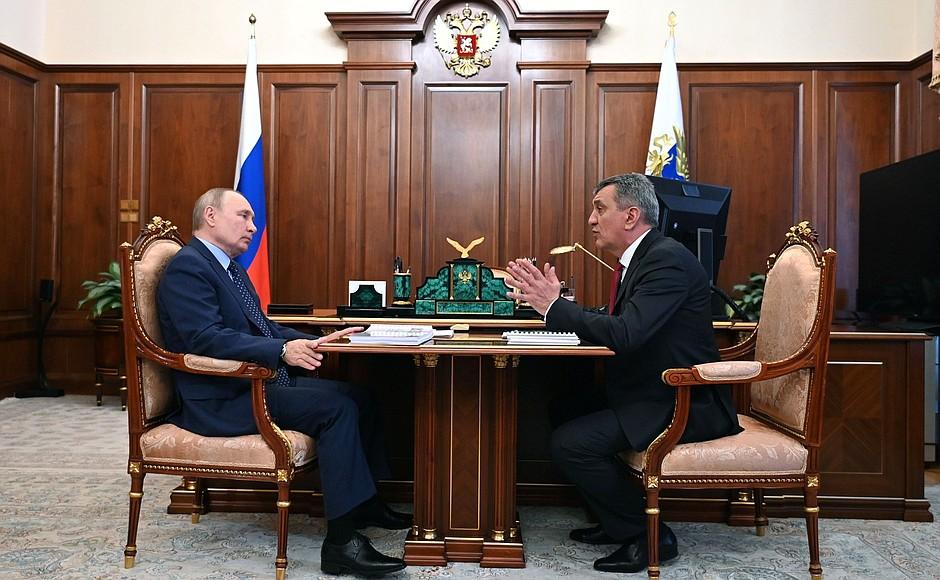 В Северной Осетии планируют производить 500 тыс. т плодов и ягод