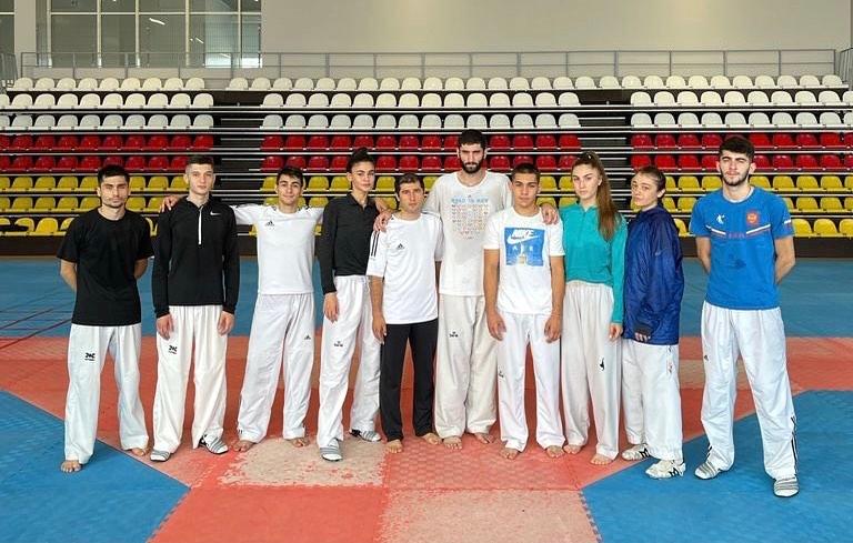 Спортсмены из Северной Осетии успешно выступили на чемпионате СКФО по тхэквондо