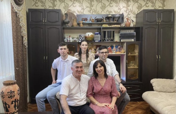 Лучшая сельская семья России проживает в Северной Осетии