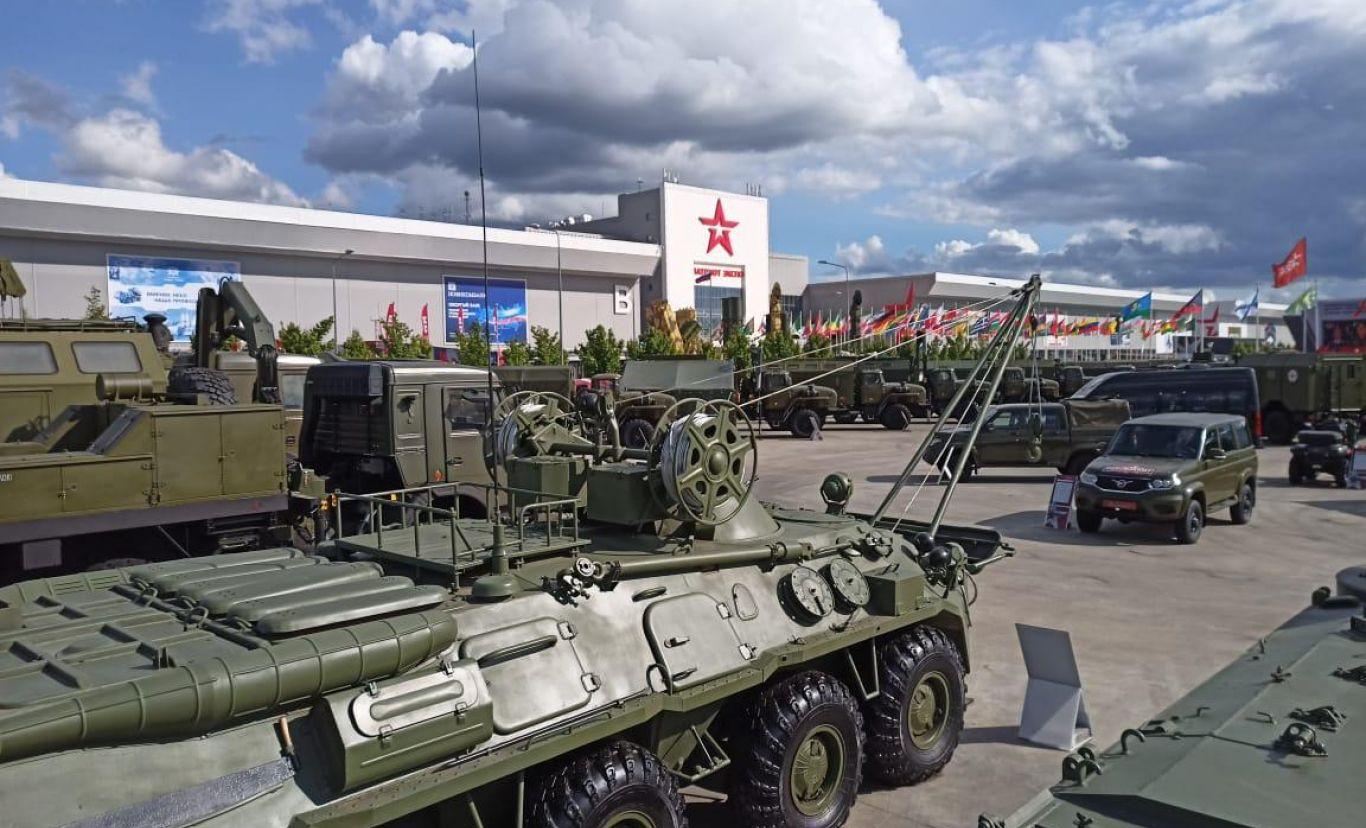 Сергей Меняйло принял участие в военно-техническом форуме «Армия-2021»