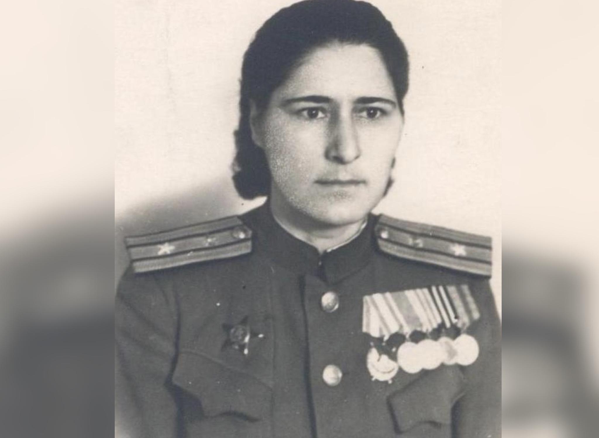 80 лет назад Вера Салбиева совершила героический подвиг