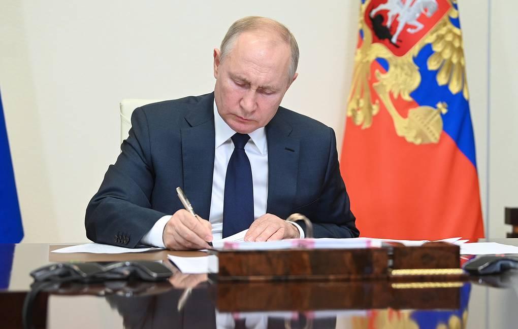 Владимир Путин представил кандидатов на пост главы Северной Осетии