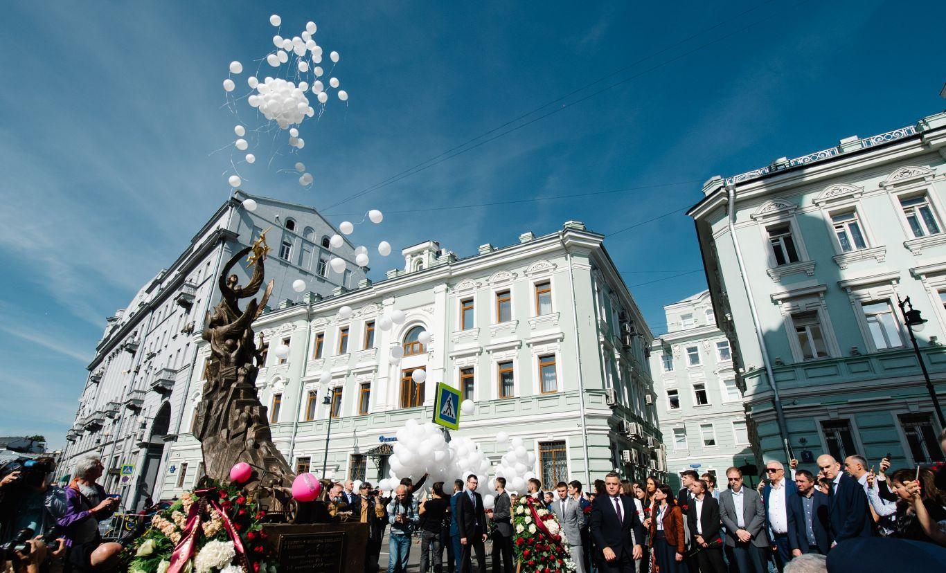 3 сентября в Москве пройдут траурные мероприятия в память жертв теракта в Беслане