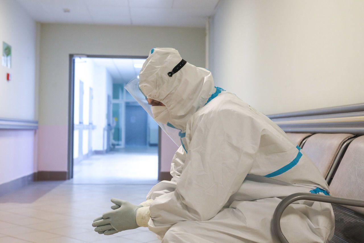 В Северной Осетии за сутки зафиксировали рекордное количество смертей от коронавируса