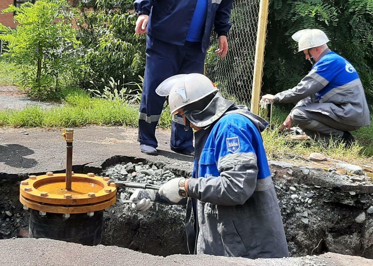 «Газпром газораспределение Владикавказ» завершил капремонт шести газопроводов с опережением сроков