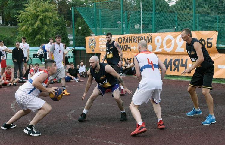 Во Владикавказе определились победители Всероссийских соревнований по баскетболу «Оранжевый мяч»