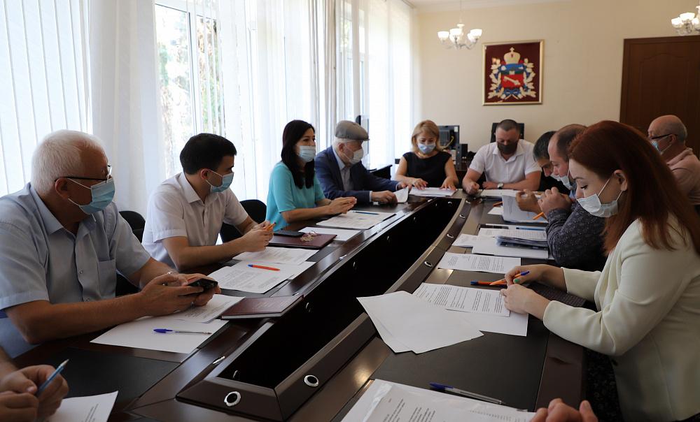 Во Владикавказе состоялось заседание межведомственной рабочей группы по противодействию терроризму