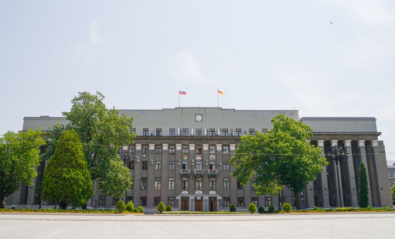В правительстве Северной Осетии произойдут кадровые изменения