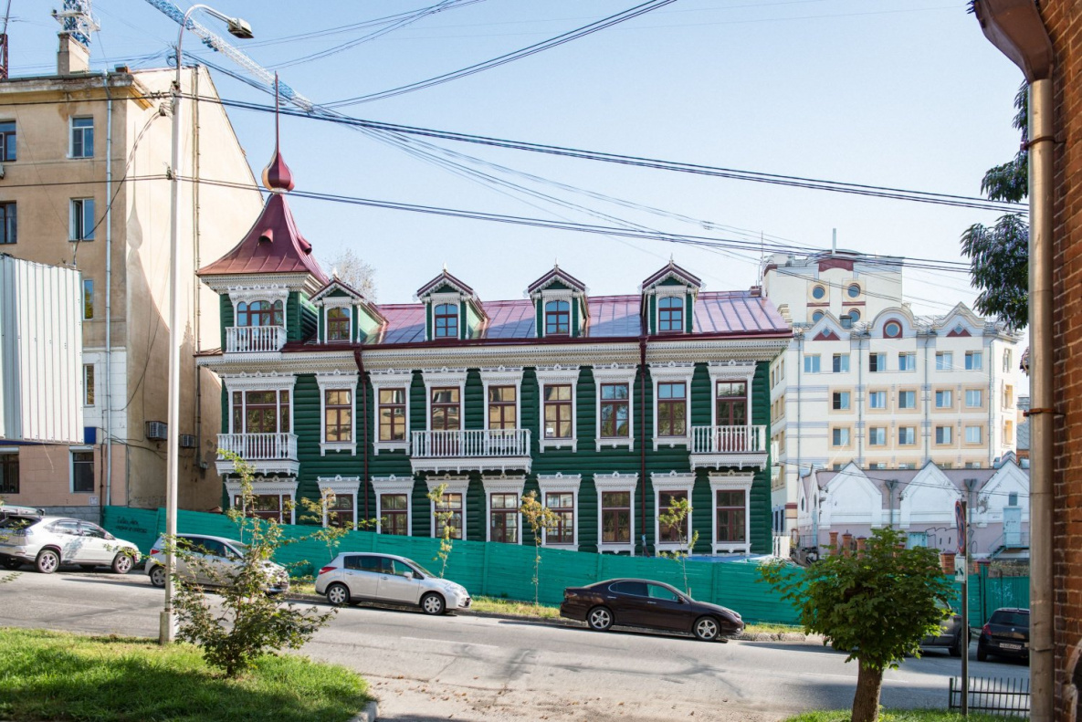 В Хабаровске в легендарном доме, построенном осетинскими купцами, открывают ресторан