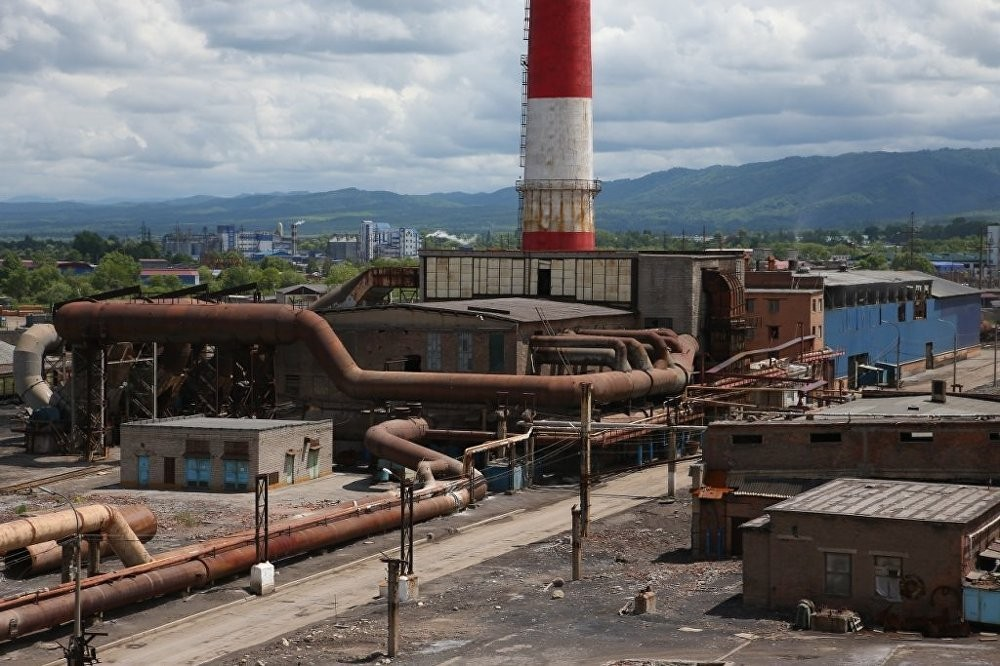 Территорию завода «Электроцинк» планируют передать в собственность Владикавказа