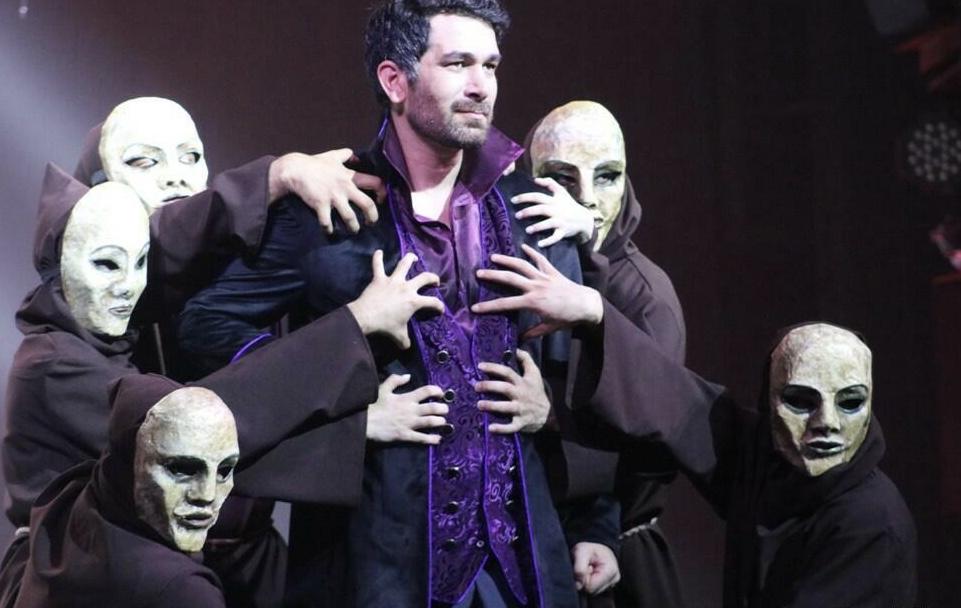 Юго-Осетинский драмтеатр впервые покажет «Дон Жуана» Мольера во Владикавказе