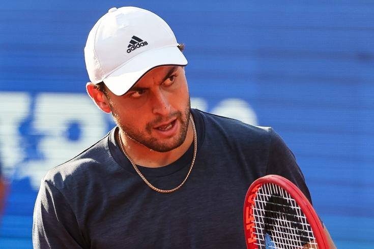 Карацев и Недовесов не сумели выйти во второй круг US Open в парном разряде