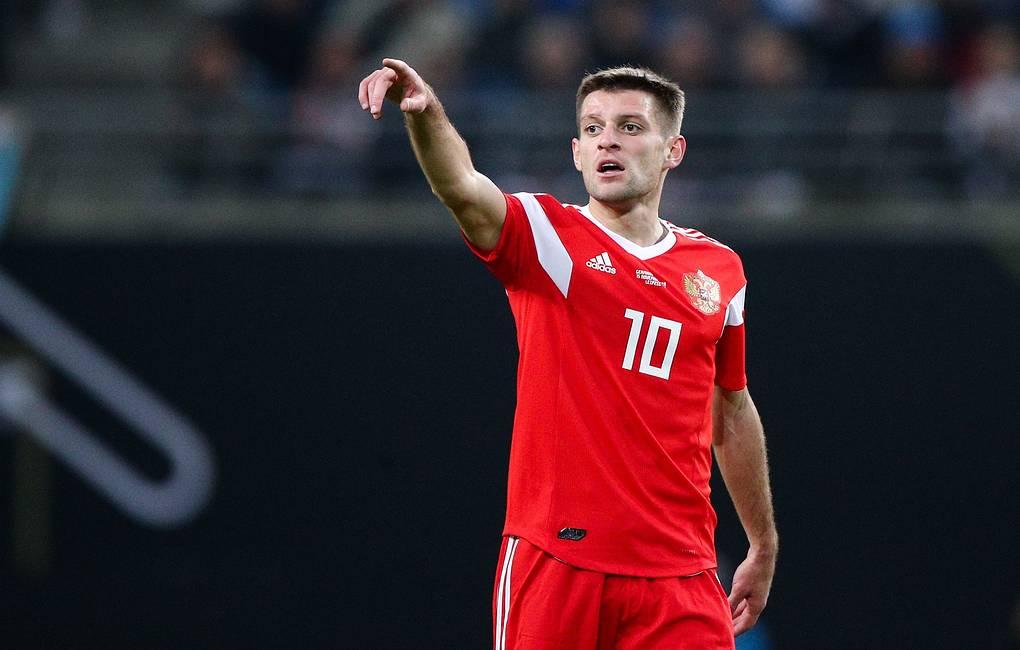 Футболист Руслан Камболов перешел в «Арсенал»