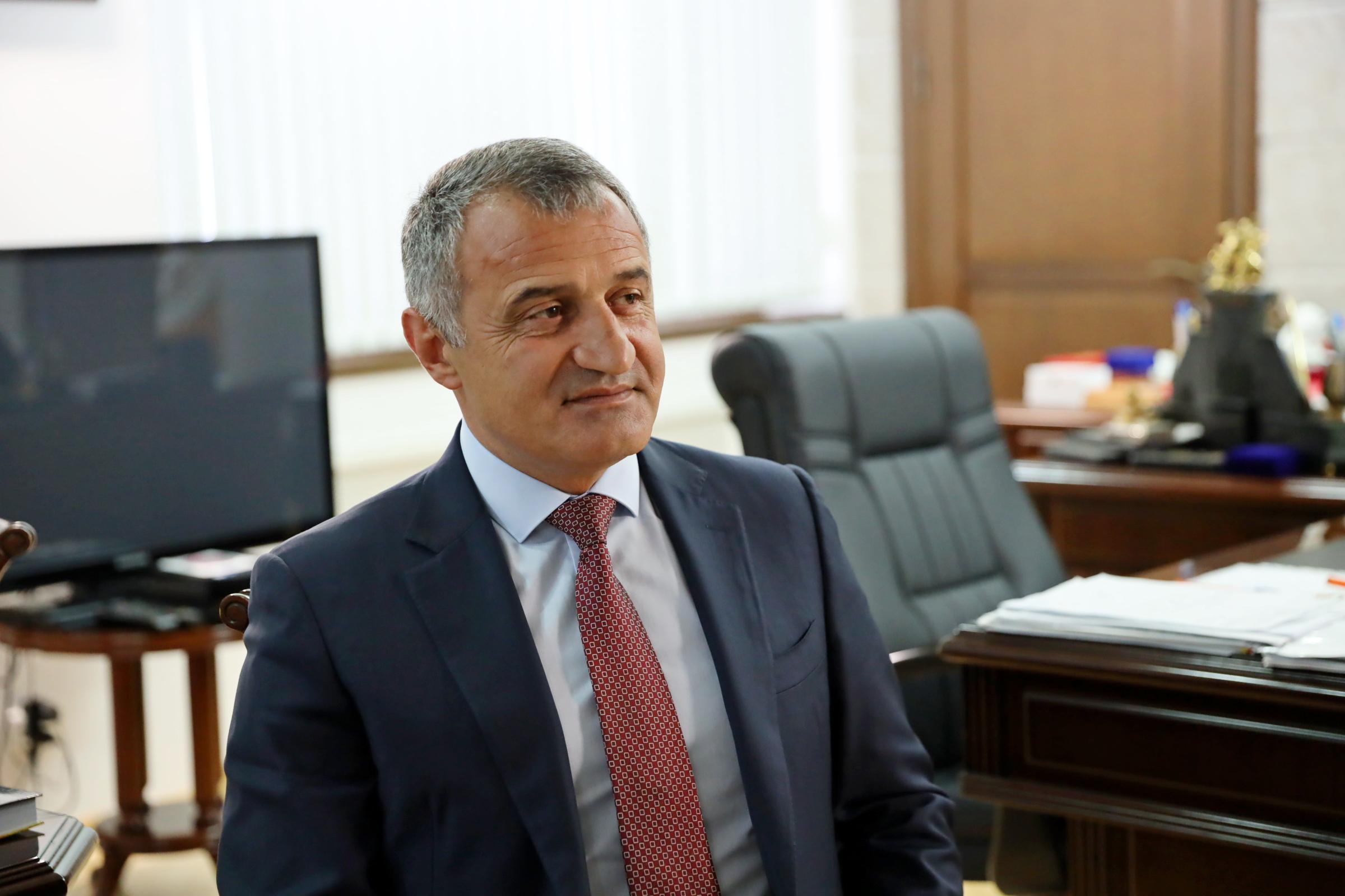 Мы планируем экспортировать продукцию в Беларусь – Анатолий Бибилов