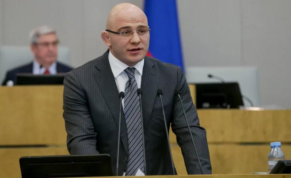 Артур Таймазов лидирует в Северо-Осетинском одномандатном округе после обработки 78,2% бюллетеней