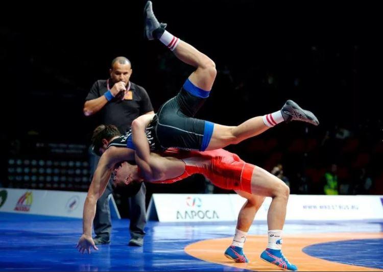 Осетинские борцы стали призерами международного турнира