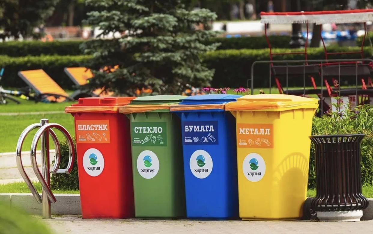 Северная Осетия получит федеральную субсидию на закупку контейнеров для раздельного сбора мусора