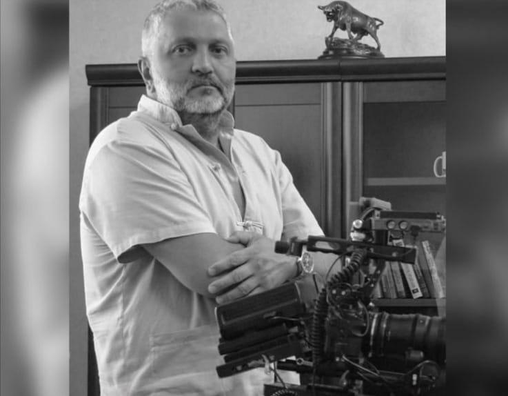Ушел из жизни известный кинооператор Руслан Макиев