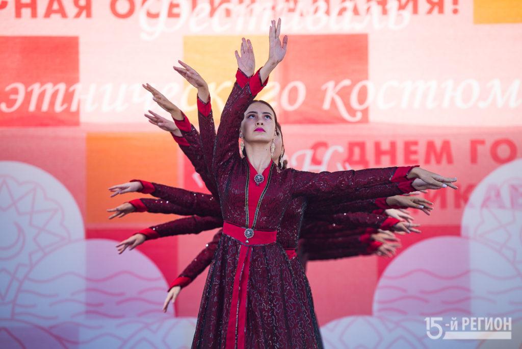 """Фестиваль этнического костюма """"РОН"""""""