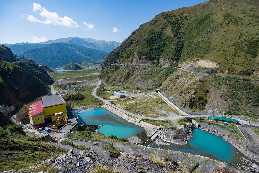 12 лет назад состоялся пуск Головной ГЭС Зарамагского каскада