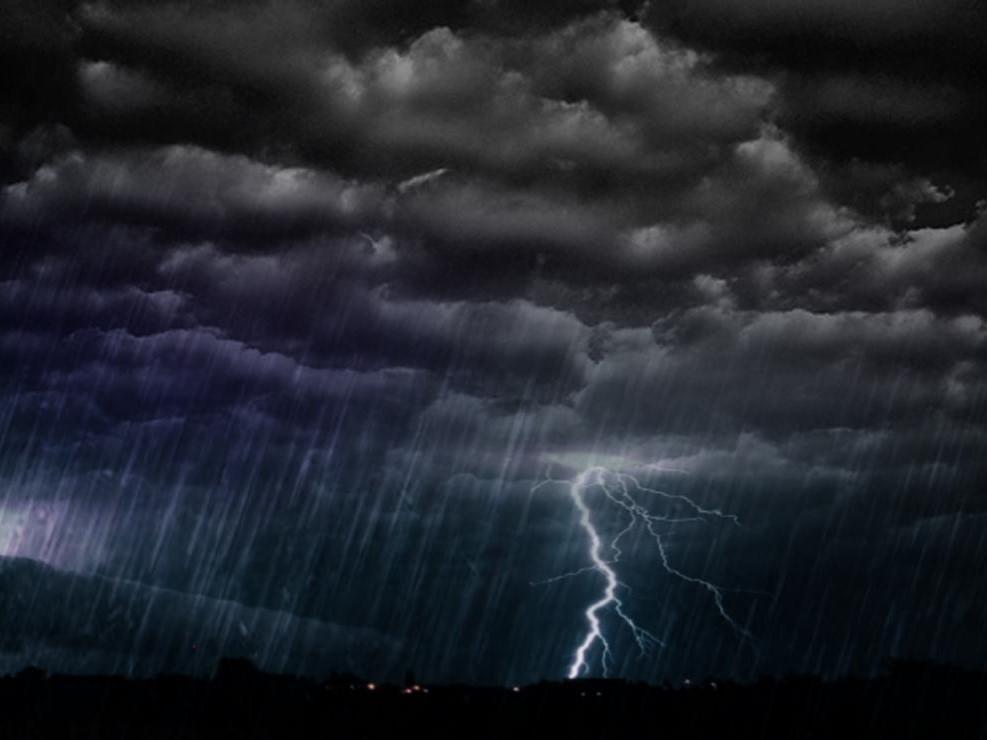 В Северной Осетии ожидаются дожди и грозы