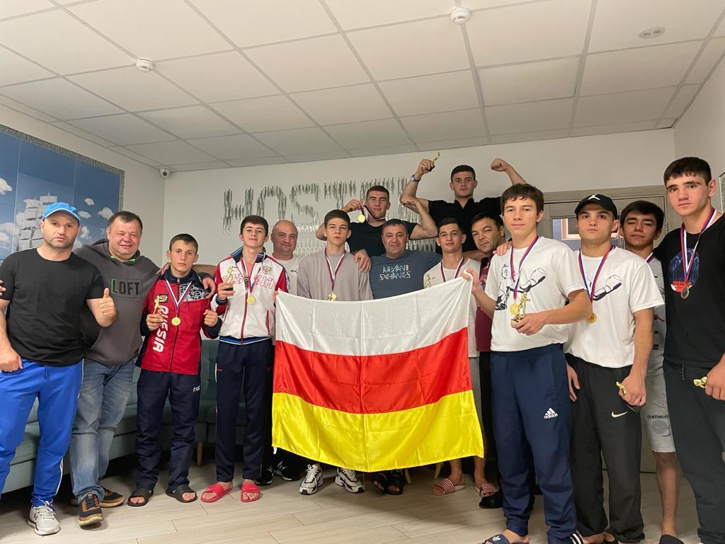 Боксеры из Северной Осетии стали победителями международного турнира