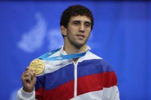 Хотелось бы пополнить список двукратных олимпийских чемпионов – Заурбек Сидаков