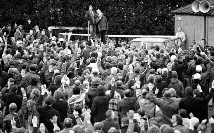 Сорок лет назад в Орджоникидзе произошло народное восстание