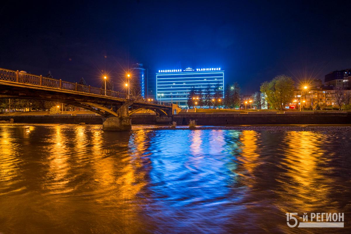 Во Владикавказе отремонтируют шесть мостов